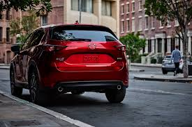 mazda suv range 2017 mazda cx 5 grand touring awd review refined redesign