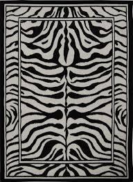 Zebra Area Rugs Zone Zebra Area Rug Rugs