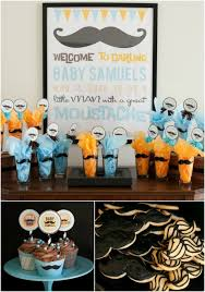 mustache baby shower theme boy baby shower ideas mustache theme spaceships and laser beams