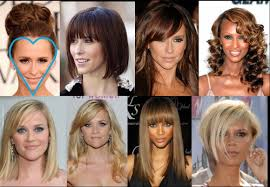 which hairstyle suits my face men best hairstyles for your face shape heart heart shaped face