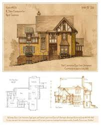 modifying house plans a storybook cottage design additional plans elevations details