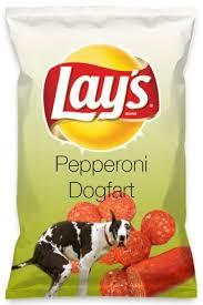 Lays Chips Meme - lays pepperoni dog fart potato chip flavor contest meme imgur