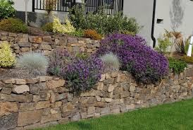 Small Garden Retaining Wall Ideas Simple Retaining Wall Ideas For Slope Best House Design