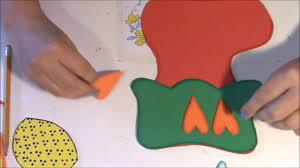 crafts kit tutorial christmas boot foam youtube