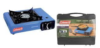 portable table top butane stove walmart coleman 1 burner tabletop butane c stove 12 77