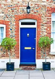 13 bold colors for your front door bold colors blue front doors