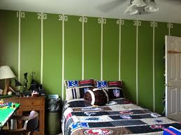 Kids Football Bedroom Zyinga Room Ideas  Idolza - Football bedroom ideas
