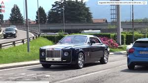 sweptail rolls royce video rolls royce sweptail spotted trying to blend in on public roads