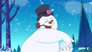 legend frosty snowman netflix