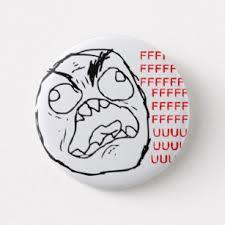 Meme Faces Original Pictures - rage face comic meme badges pins zazzle com au