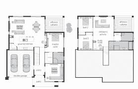 bi level floor plans with attached garage wonderful split entry house plans images hd level with basement