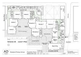 house plan architects uncategorized nursery school floor plan showy within lovely