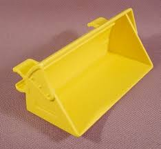 lego duplo 40638 yellow excavator bucket scoop bob builder