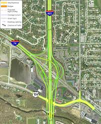 Indiana Road Map Renderings And Maps Speedway Redevelopment Commission