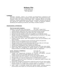 accounts payable resume format best resumes