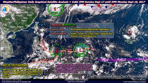 Satellite Weather Map Weatherphilippines Daily Graphical Satellite Analysis From 3pm