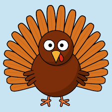 how to draw a turkey goinkscape