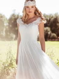 relaxed wedding dress layla wedding dress bridal formal