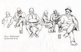 nina johansson sketchcrawl