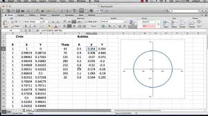 cara membuat grafik integral di excel how to build a quadrant in excel microsoft excel tips youtube