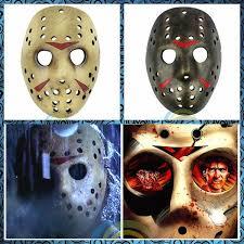 2017 wholesale scary masks jason psycho killer halloween
