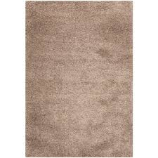 safavieh california shag taupe 9 ft 6 in x 13 ft area rug sg151