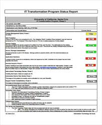 it support report template 16 it report templates free sle exle format