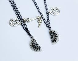 best necklace stores images Winchesters best friend necklaces nerdy robots online store jpg