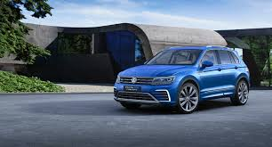 volkswagen concept 2017 volkswagen to showcase tiguan plug in hybrid concept next week