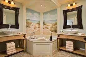 Bathroom Mural Ideas by Cool Bathroom Murals On Home Remodel Ideas With Bathroom Murals