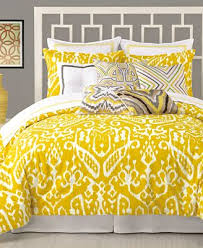 closeout trina turk ikat comforter and duvet cover sets bedding