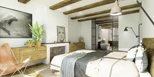 Interior Design Of Room Design For Loft Apartment In The City Ibiza Interiors