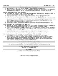 Resume Affiliations Examples by Actuary Resume Example