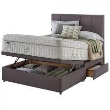 ottoman divan bed silentnight shop