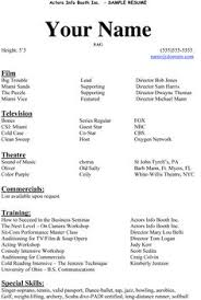Profile Sample Resume by Jobresume Reumelettertop On Pinterest