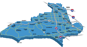 New York City Council District Map by Supervisor Sheila Kuehl