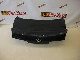 lexus sc300 body parts lexus sc300 trunk lid 1992 2000