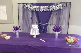 purple baby shower decorations purple baby shower decorations image plain ideas purple ba shower