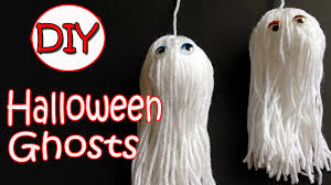 very easy halloween decorations ghosts ana diy crafts