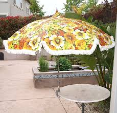 Floral Patio Umbrella Floral Patio Umbrella Patio Decor Pinterest Patio Umbrellas