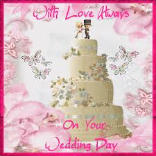 wedding day greetings with always on your wedding day free wishes ecards greeting