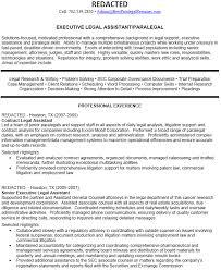 paralegal resume template senior paralegal resumes paso evolist co