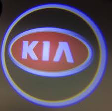kia logo pour kia logo 7w cree led ombre fantôme lumière portière kit laser
