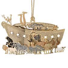 noah s ark ornament chemart ornaments solid brass ornament