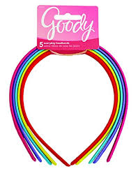 fabric headband goody classics fabric headband 5 count