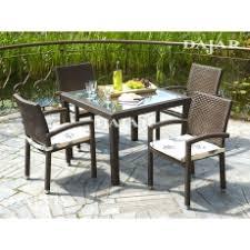 tavoli da giardino rattan tavoli da giardino plyrattan sul negozio dajar