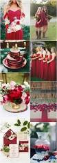 Deep Dream Styles by 45 Deep Red Wedding Ideas For Fall Winter Weddings Deep Red