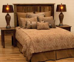 Western Bedding Wooded River El Dorado Ii Bedding Collection Luxury Western