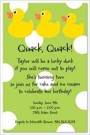 duck baby shower invitations baby duck baby shower invitations ilcasarosf