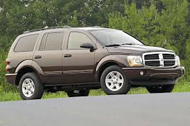 2004 dodge durango gas mileage 2004 dodge durango overview cars com